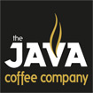 Logo design for The JAVA Coffee Company